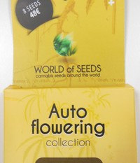 World of Seeds Autoflowering Collection